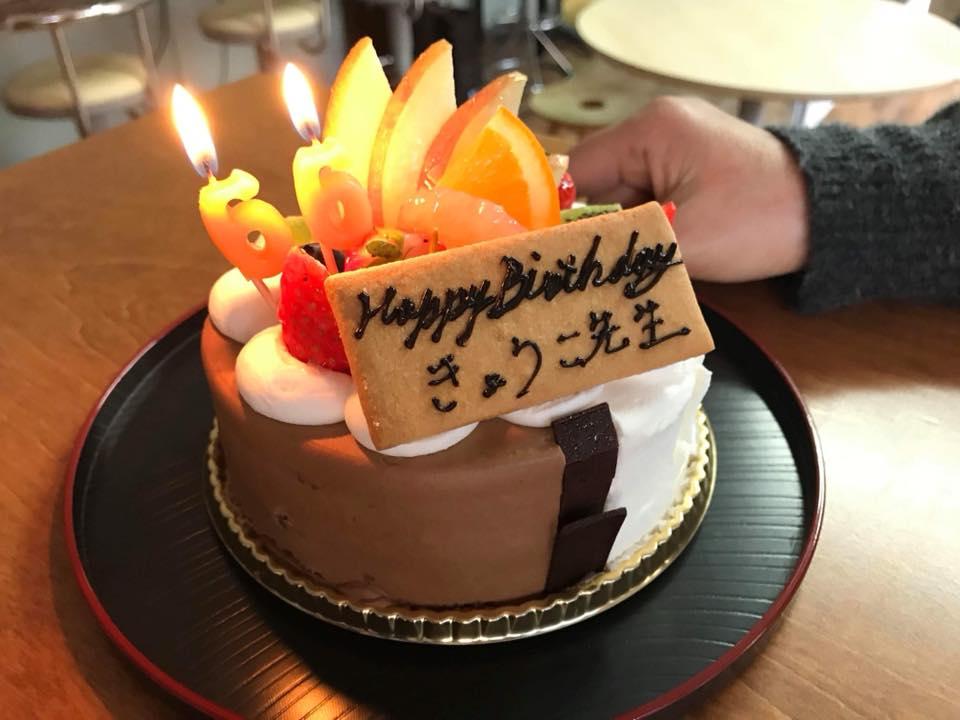 66歳の誕生日