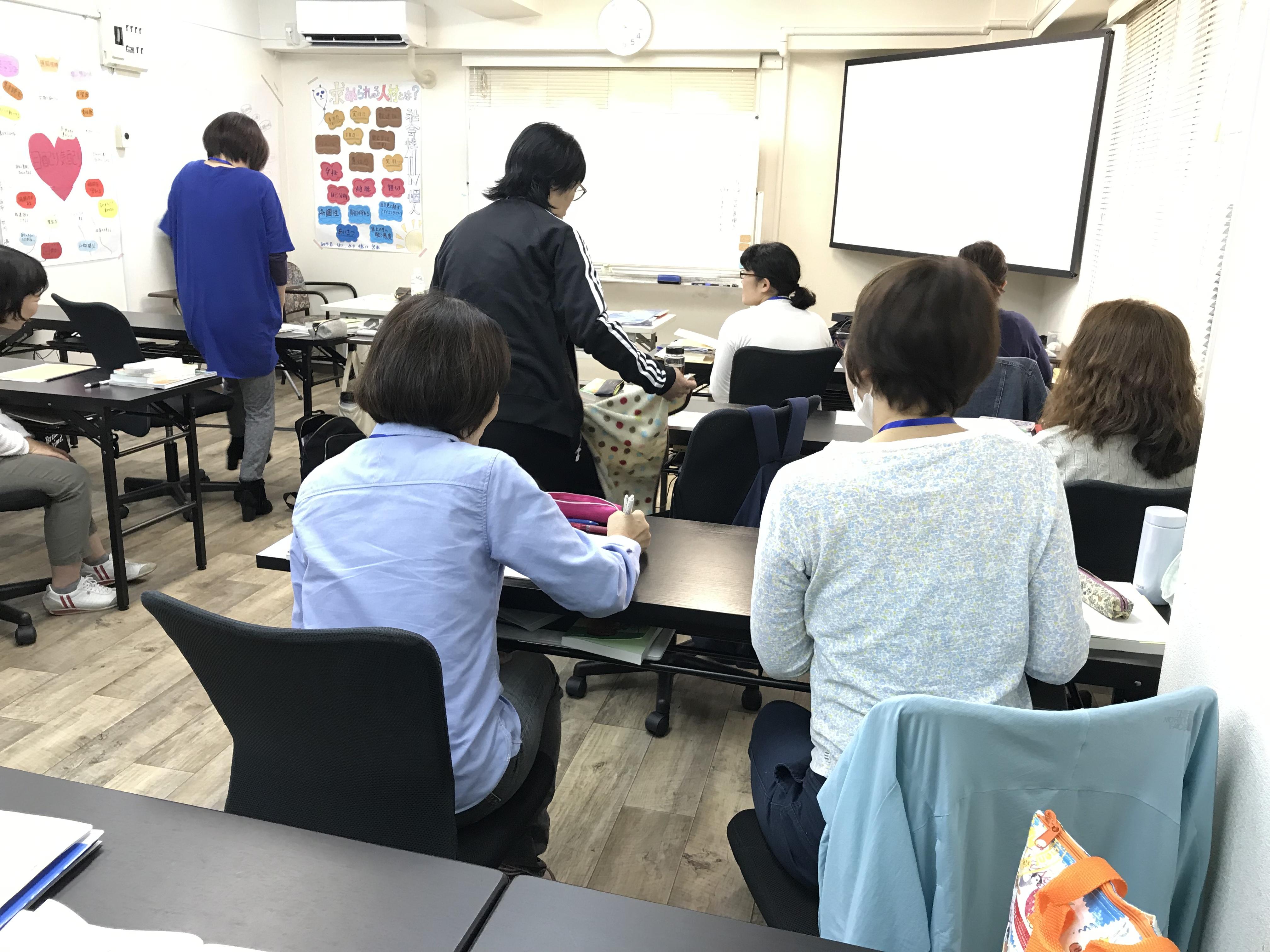 ライブビジネス校フードビジネス科16期生授業開始j